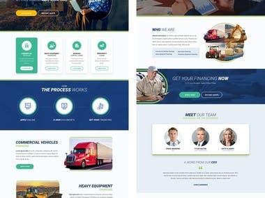 Fleet Capital - Website Design & Development
