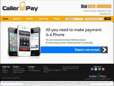 Caller Pay