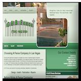 G & B Fence Company Las Vegas