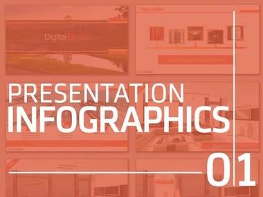 Presentation Infographics Design