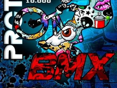PROTON BMX poster