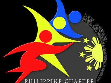 Pan Asian - Philippine Chapter Logo