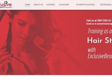 EXCLUSIVE Beauty Institute