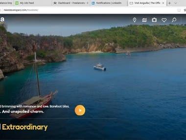 Travel site for Anguilla : http://needdeveloperz.com/travels