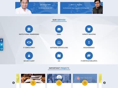 MAP_IT CMS Website
