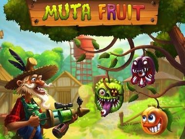 Muta Fruit - HTML5 game
