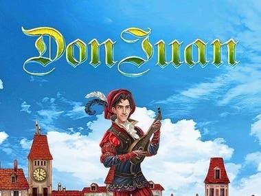 DON JUAN - HTML5 game