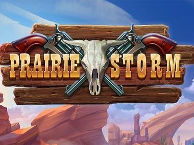 Prairie Storm - HTML5 game