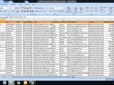Lead Generation for Export & Import Companies