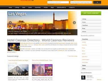Hotel Casino directory