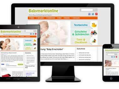 BabyMarktOnline - www.babymarktonline.net