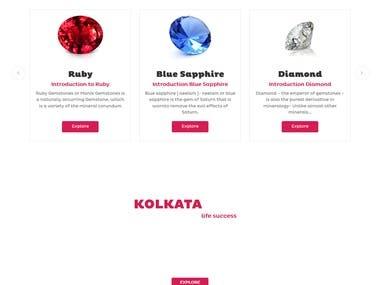 Kolkata Gems - One gem stone for life success