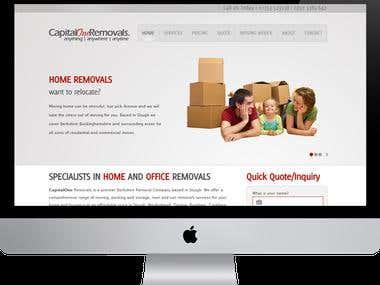 CapitalOne Removals