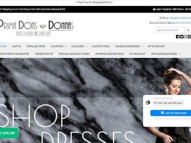 sexy dress website
