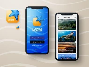 Hawaii app