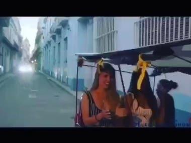 Music Video Shot in Cuba
