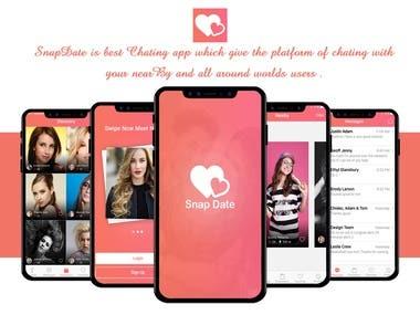 SnapDate(Dating APP)