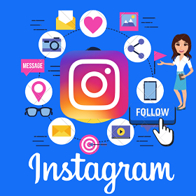 I will manage and grow your instagram account