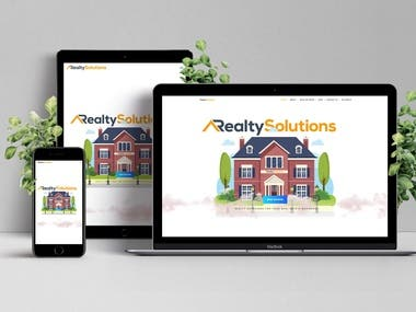 Real Estate Website Building