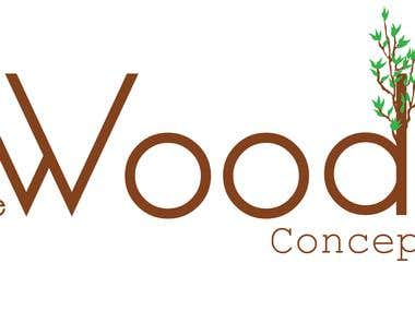 Logo for Wooden Furniture Company