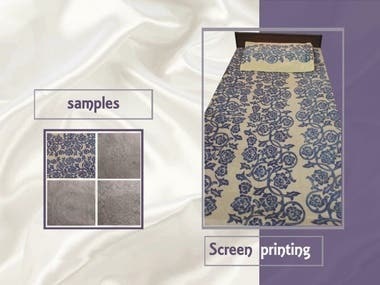 Textile and Any Type of Designing Work