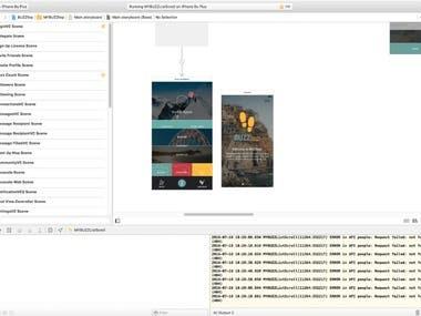 Buzztep IOS app development