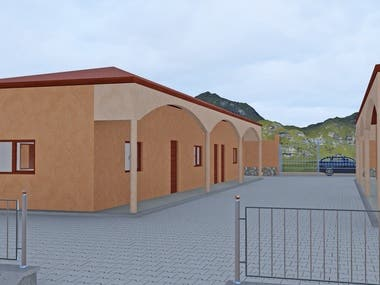 Orphan Center