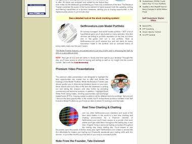 SelfInvestors.com
