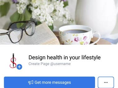 Facebook Business Page Created and Managed by me