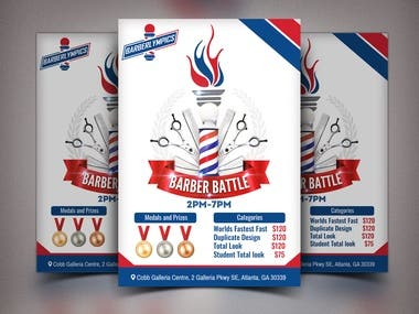 Barber Olympic Flyer