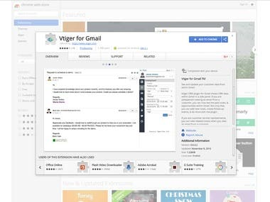 Chrome Extension Project - 2