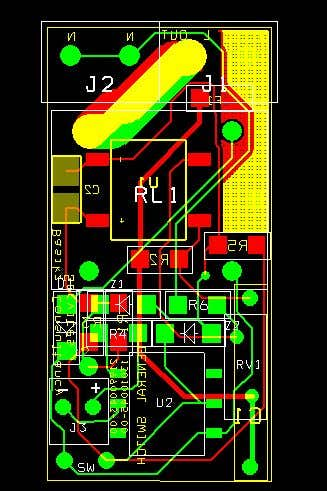 10W capacitive power supply