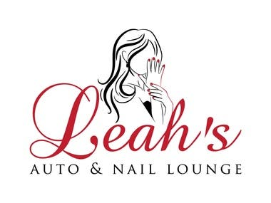 i will do beauty, leash ,luxury logo for your company