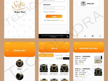 App Development for Ecommerce Store
