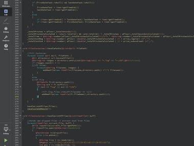 QT C++