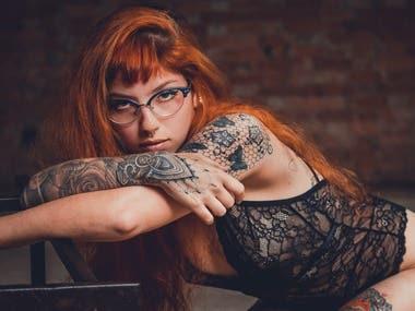 Shooting: Antonieta Suicide | Alternative Model