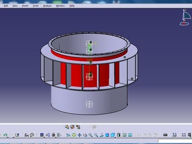 Design and construction of Duncomer Duct Cement kiln