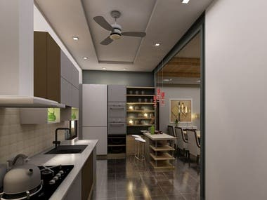 Kitchen & Rooms Furniture