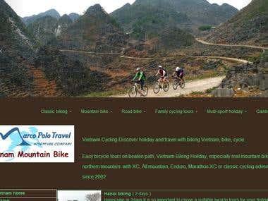 Biking Vietnam provide cycling tour