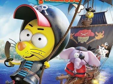 King Shakir: Land of Pirates (Movie)