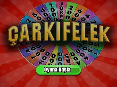 Wheel of Fortune - Mobile Game