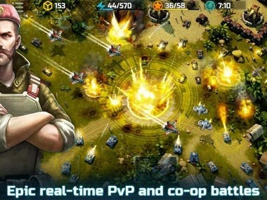Art of War 3 (Android and ios game)