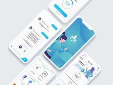 Nabta App Design