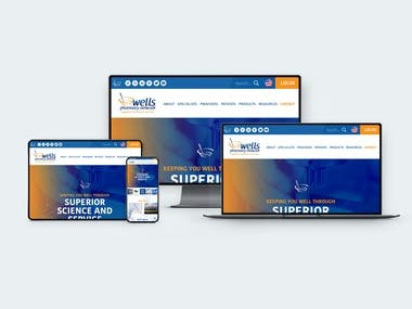 Complete branding and web design