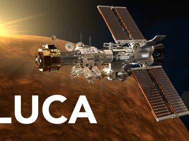 Honorific Mention - LEGO & NASA contest