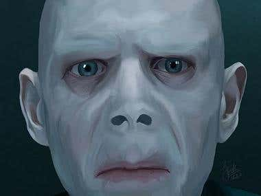 Voltemort With nose