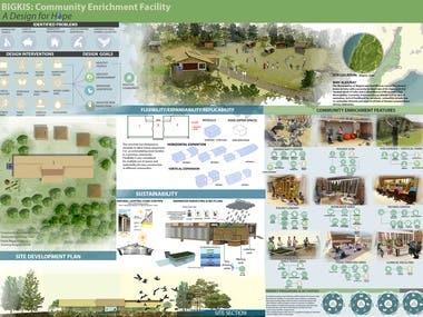 A Community Enrichment Facility