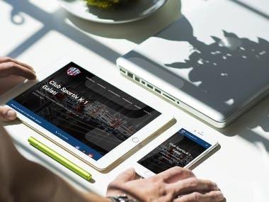 k1 Galati - website