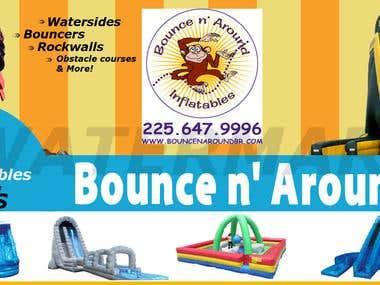 Billboard ad- Bounce n Around
