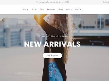 Shopify Landing Page1